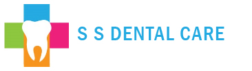 S S Dental Care Logo